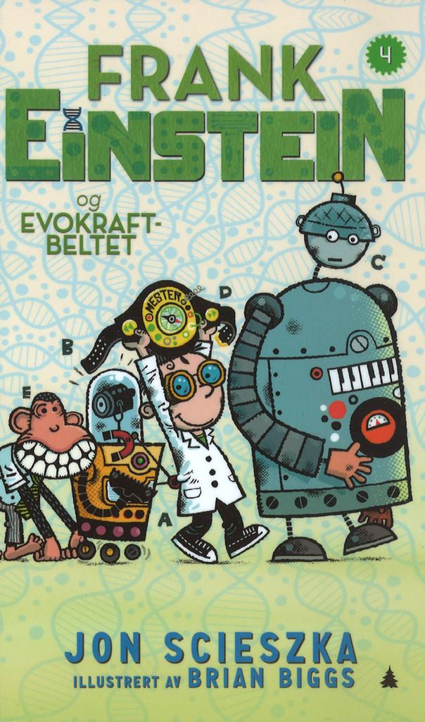 Frank Einstein og evokraftbeltet . 4