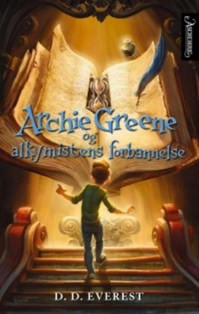 Archie Greene og alkymistens forbannelse 2
