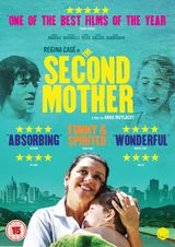 The Second Mother - 2015 - (DVD)