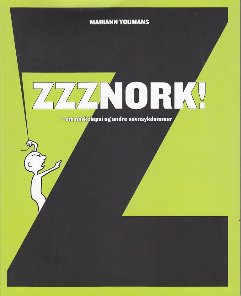 Zzznork! : om narkolepsi og andre søvnsykdommer