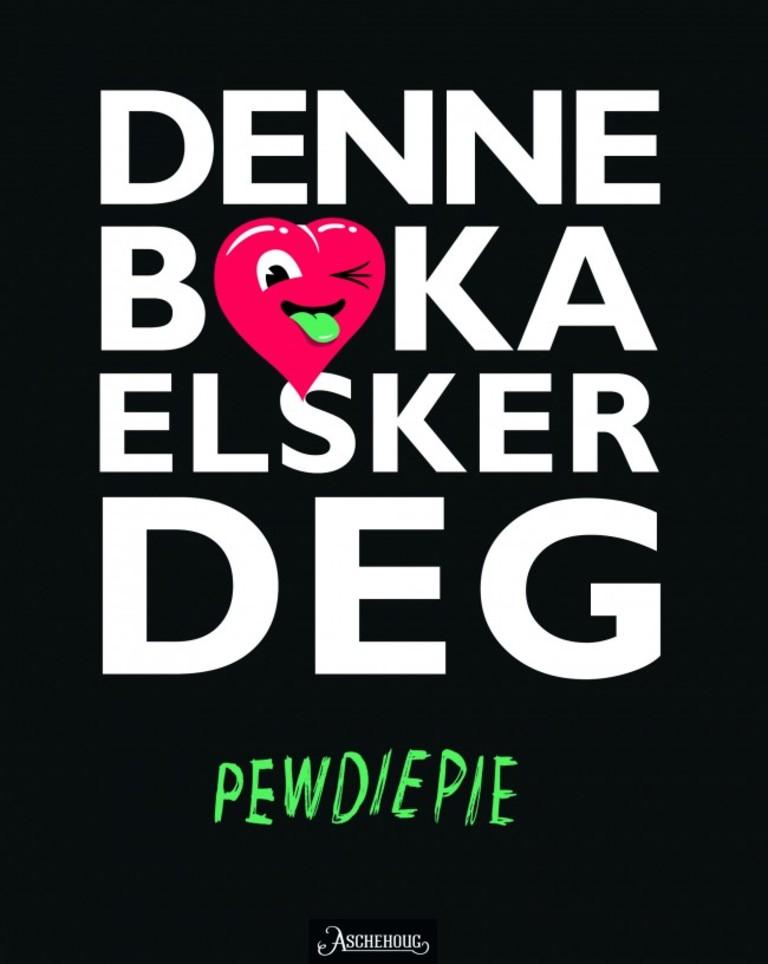 Denne boka elsker deg