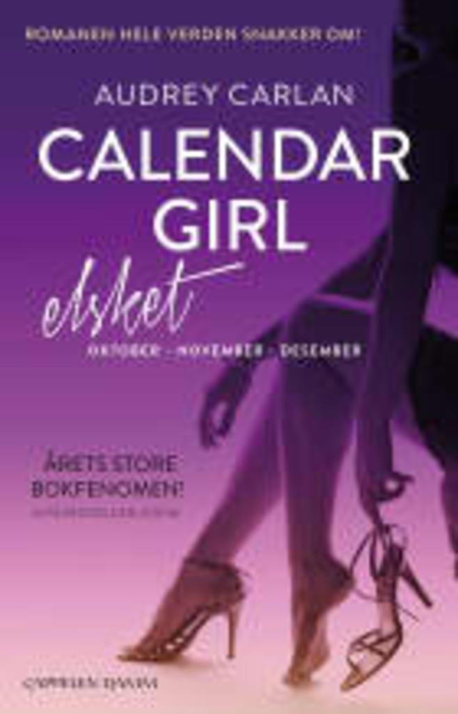 Elsket : Oktober-november-desember . 4 . [Calendar girl]