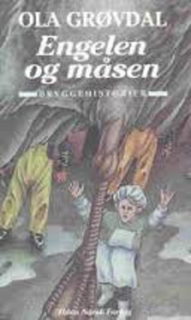 Engelen og måsen : bryggehistorier