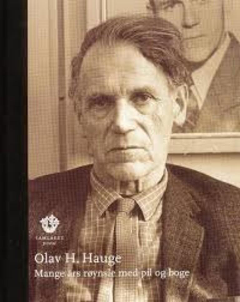 Mange års røynsle med pil og boge : 97 dikt