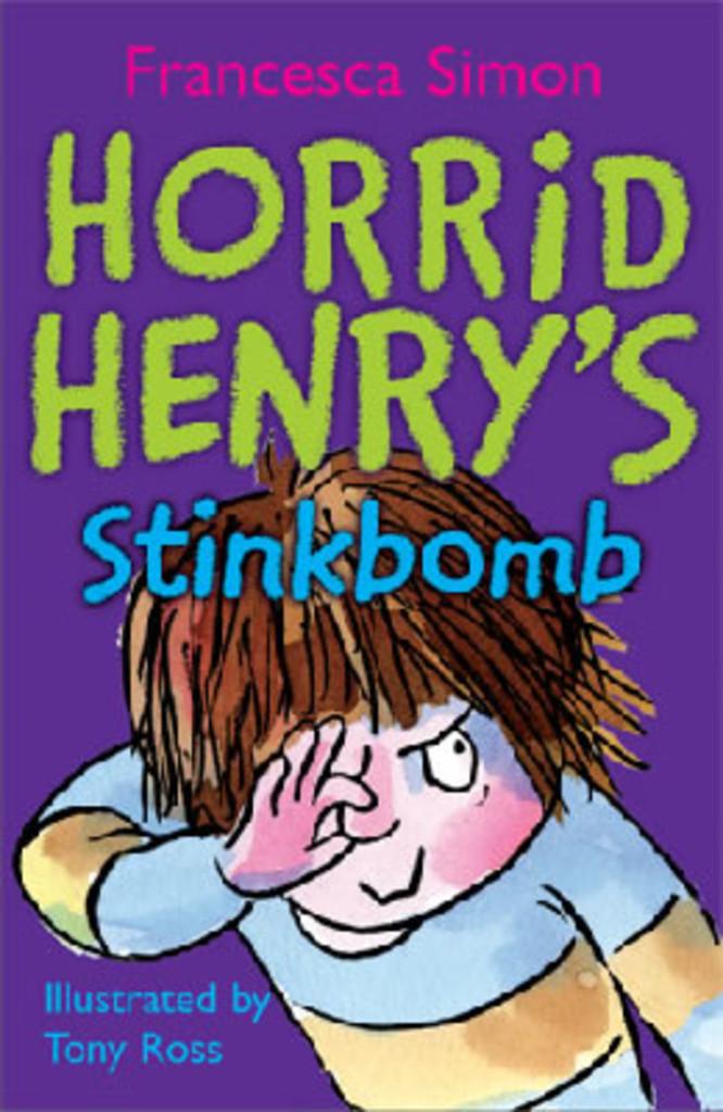 Horrid Henrys stinkbomb