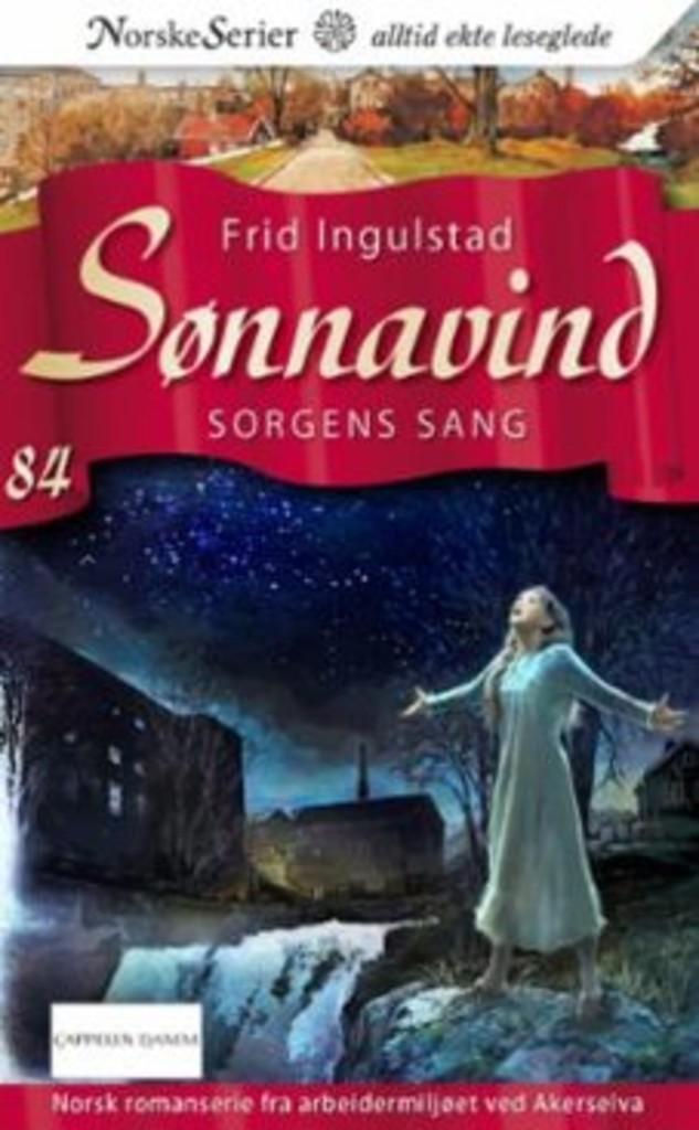 Sorgens sang . 84 . [Sønnavind]