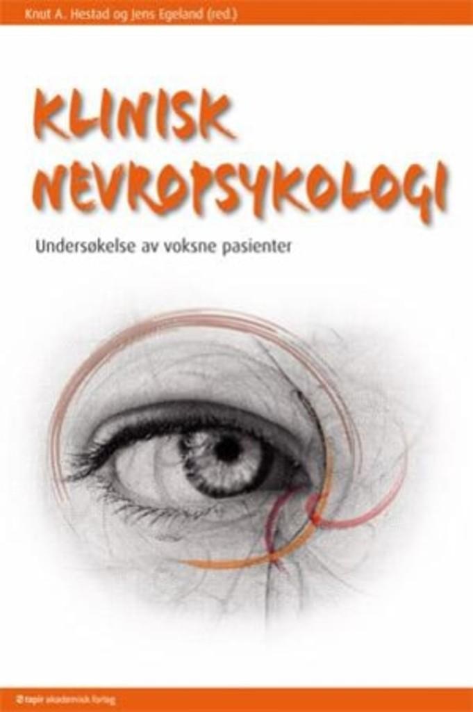 Klinisk nevropsykologi