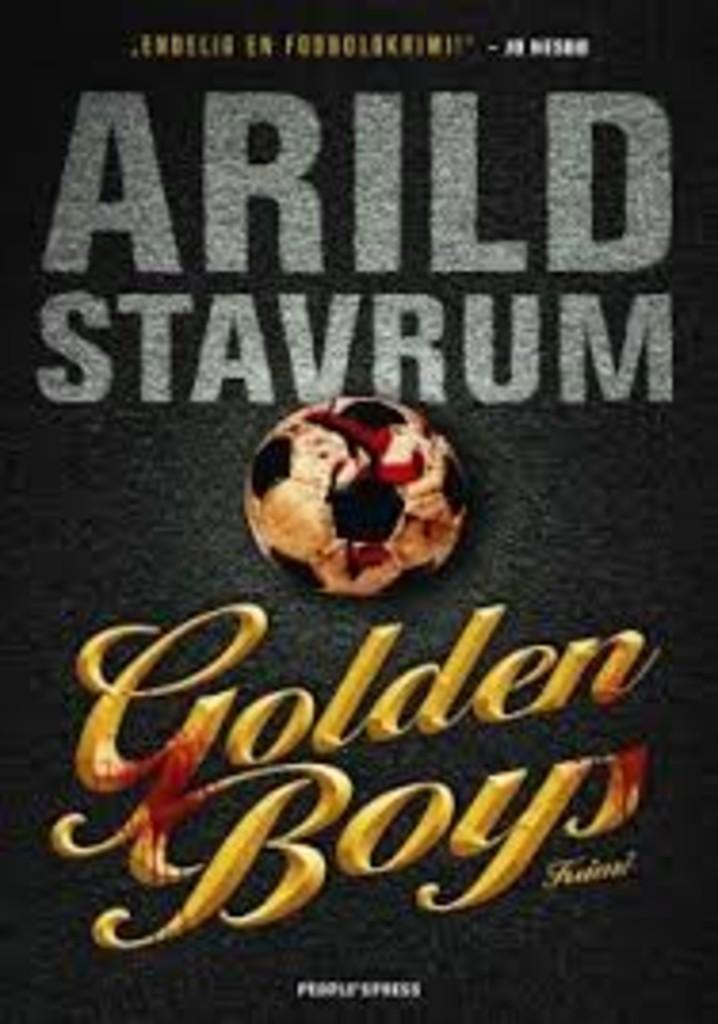 Golden boys : roman