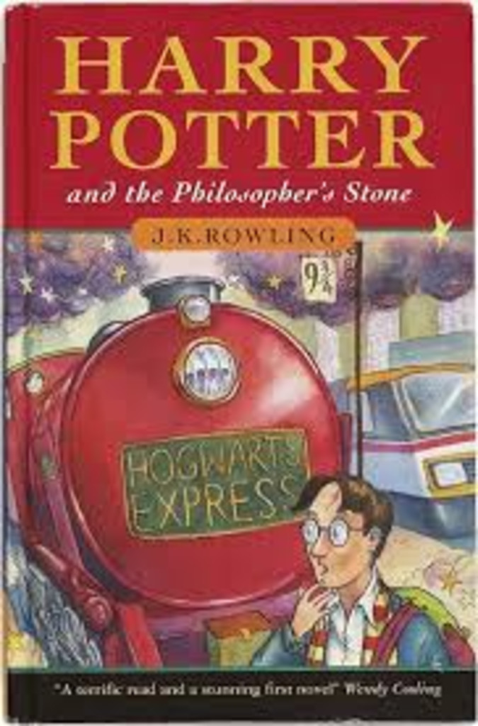 Harry Potter and the Philosopher's Stone . 1