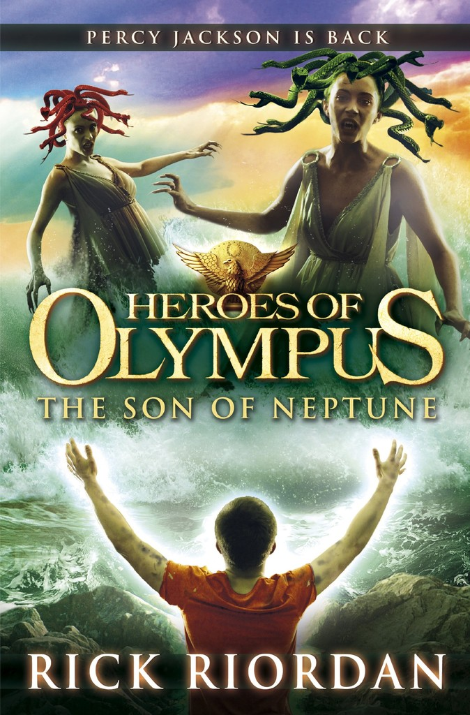 Heroes of Olympus . 2 . The Son of Neptune