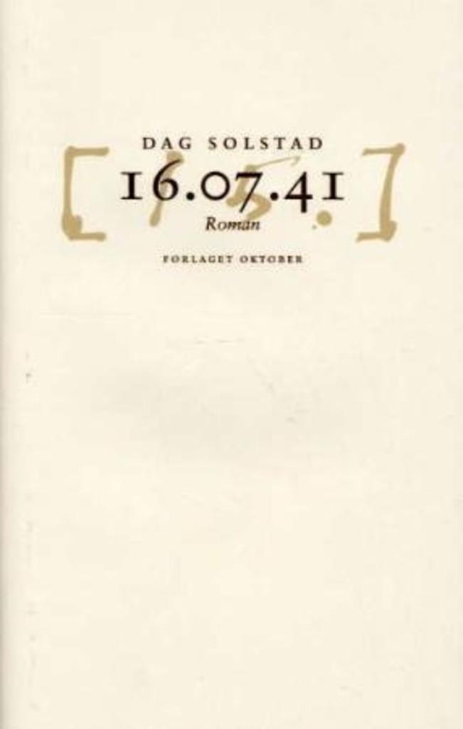 16-07-41 : roman
