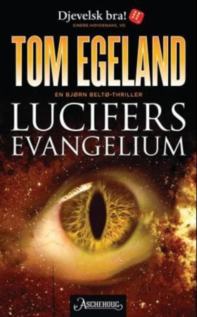 Lucifers evangelium : spenningsroman