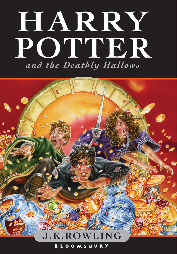 Harry Potter and the Deathly Hallows . 7