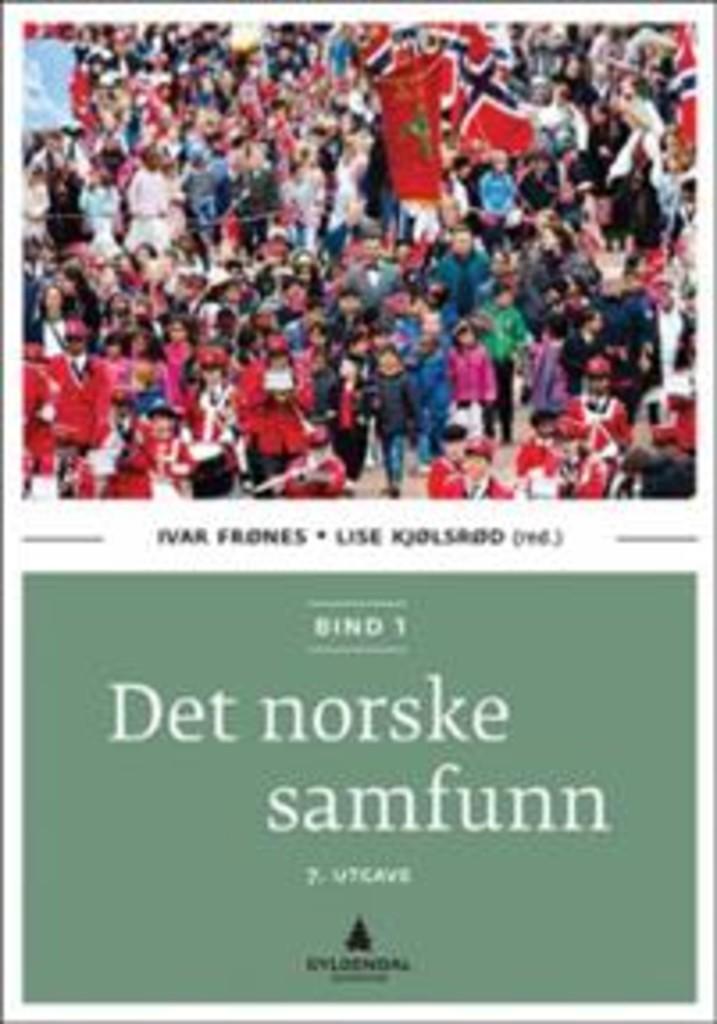 Det Norske samfunn . B.1