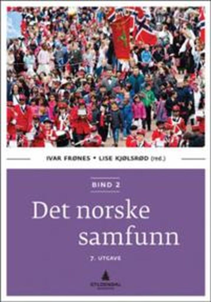 Det Norske samfunn . B.2