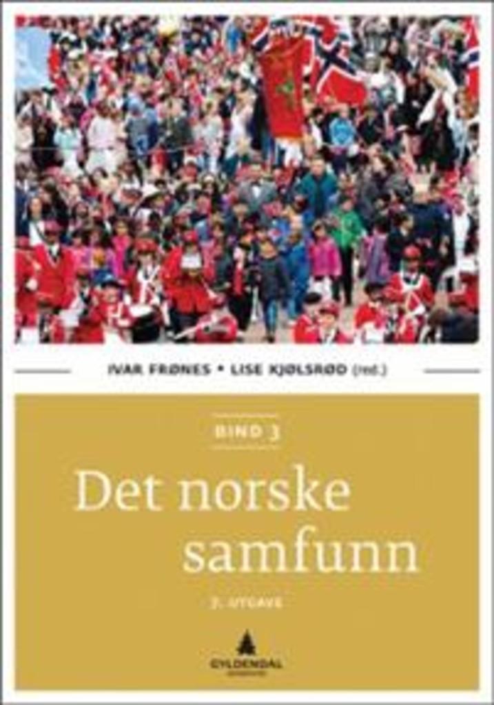 Det Norske samfunn . B.3