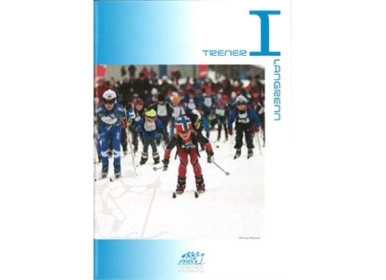 Trener 1 : langrenn ski gøy trening av barn 8-13 år