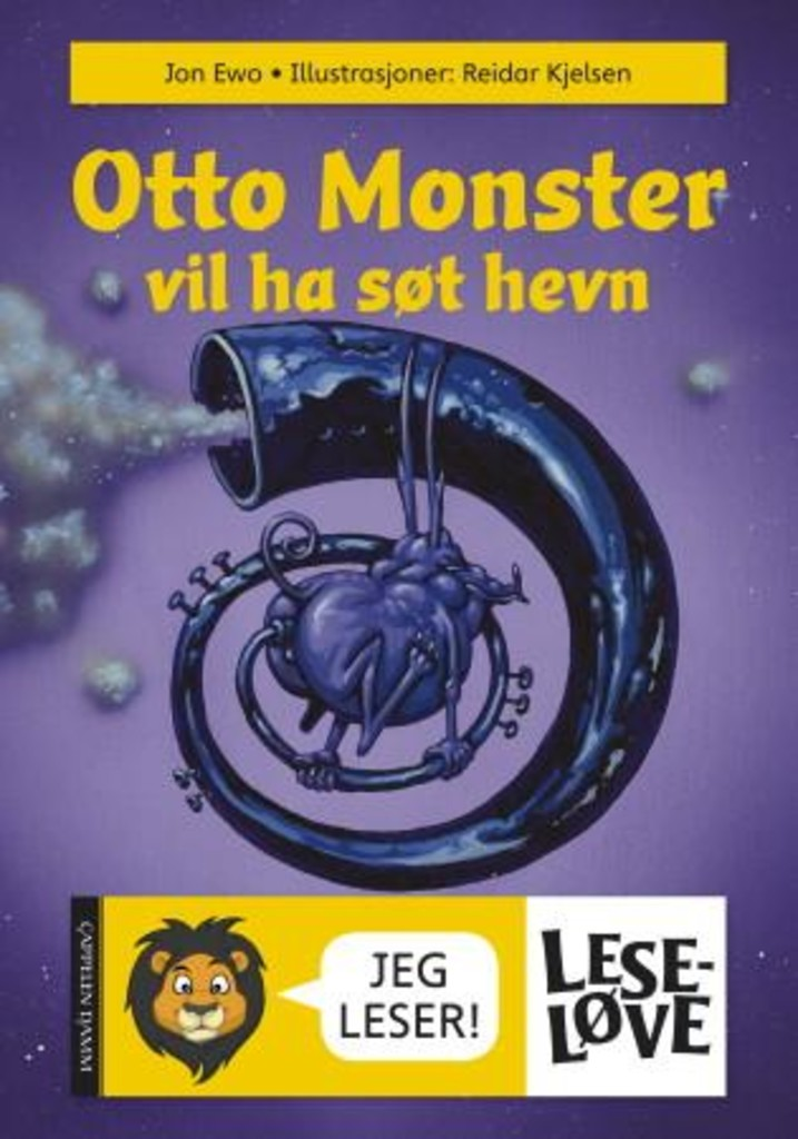 Otto monster vil ha søt hevn!