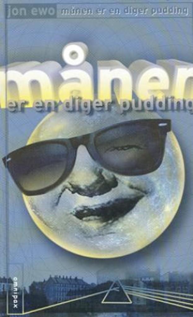Månen er en diger pudding