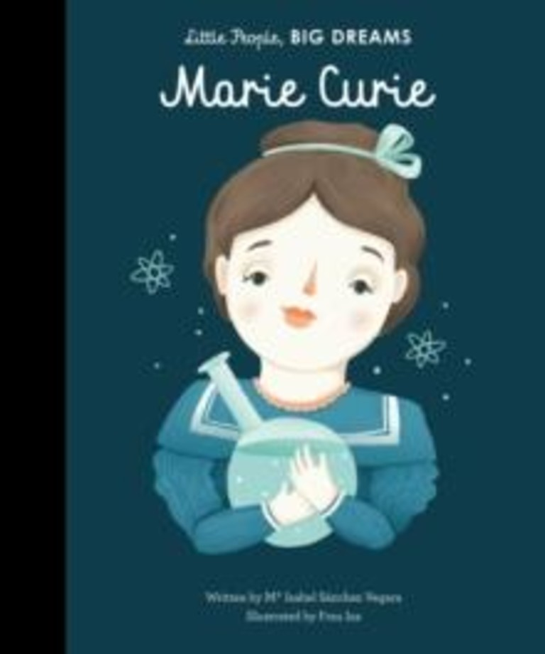 Marie Curie (engelsk) 2