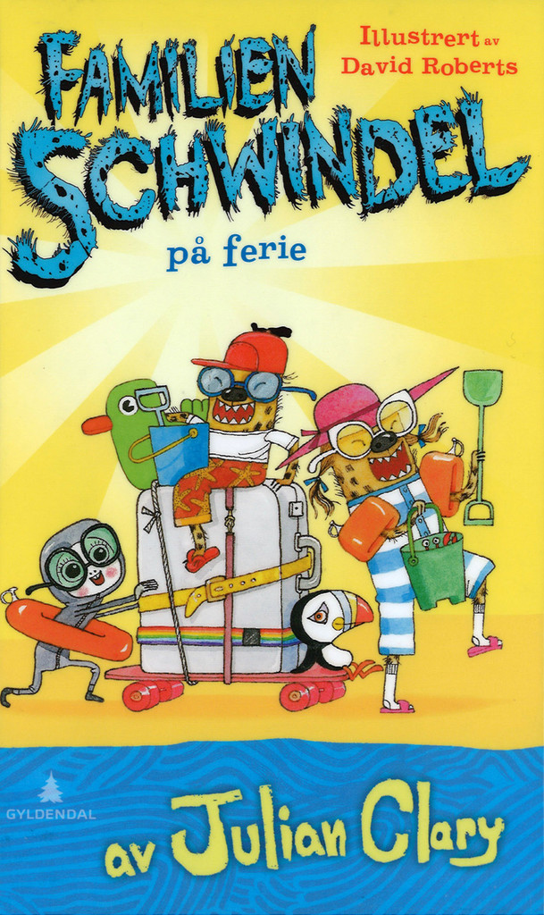 Familien Schwindel på ferie . 3