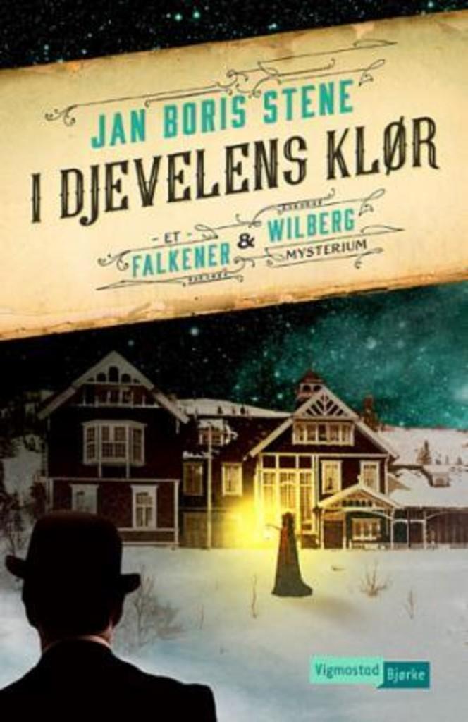 I djevelens klør : et Falkener og Wilberg mysterium