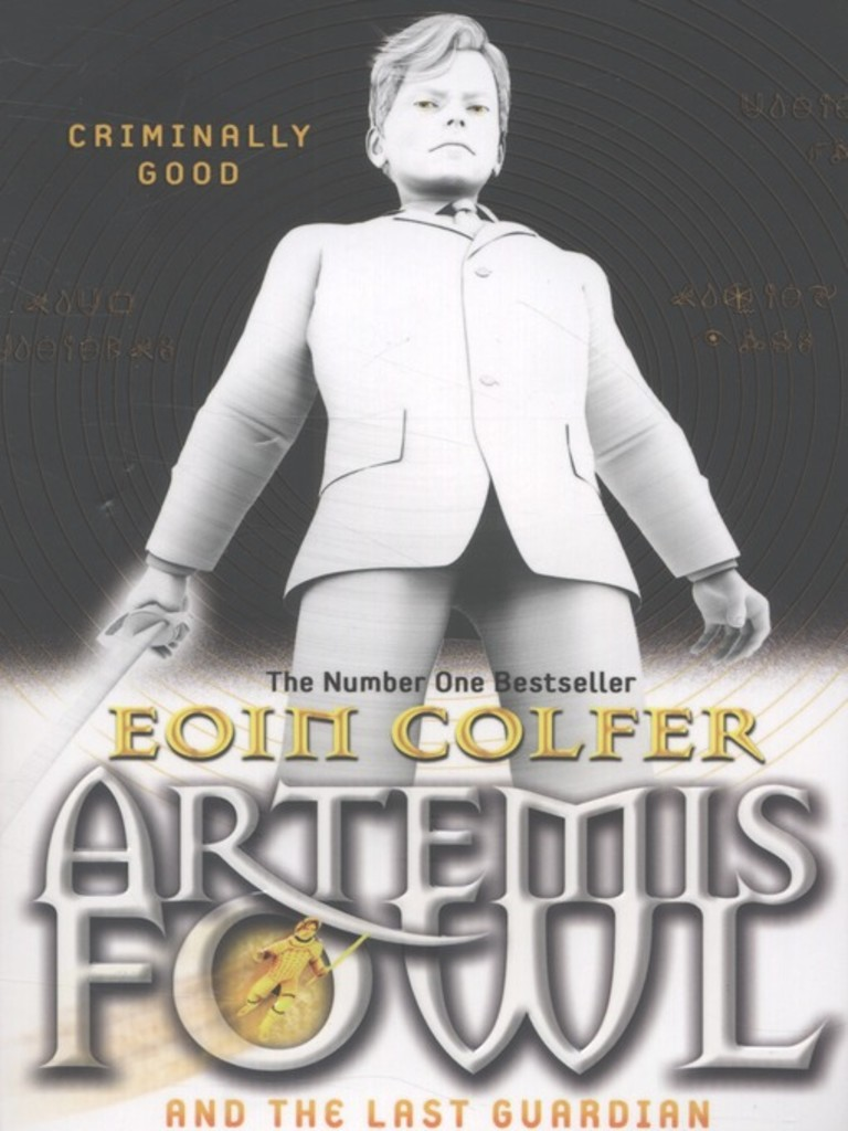 Artemis Fowl and The Last Guardian 10