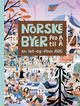 Omslagsbilde:Norske byer fra A til Å : en let-og-finn ABC