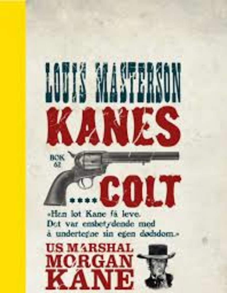 Morgan Kane . 62 . Kanes Colt