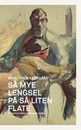 """""""Så mye lengsel på så liten flate : en bok om Edvard Munchs bilder"""""""