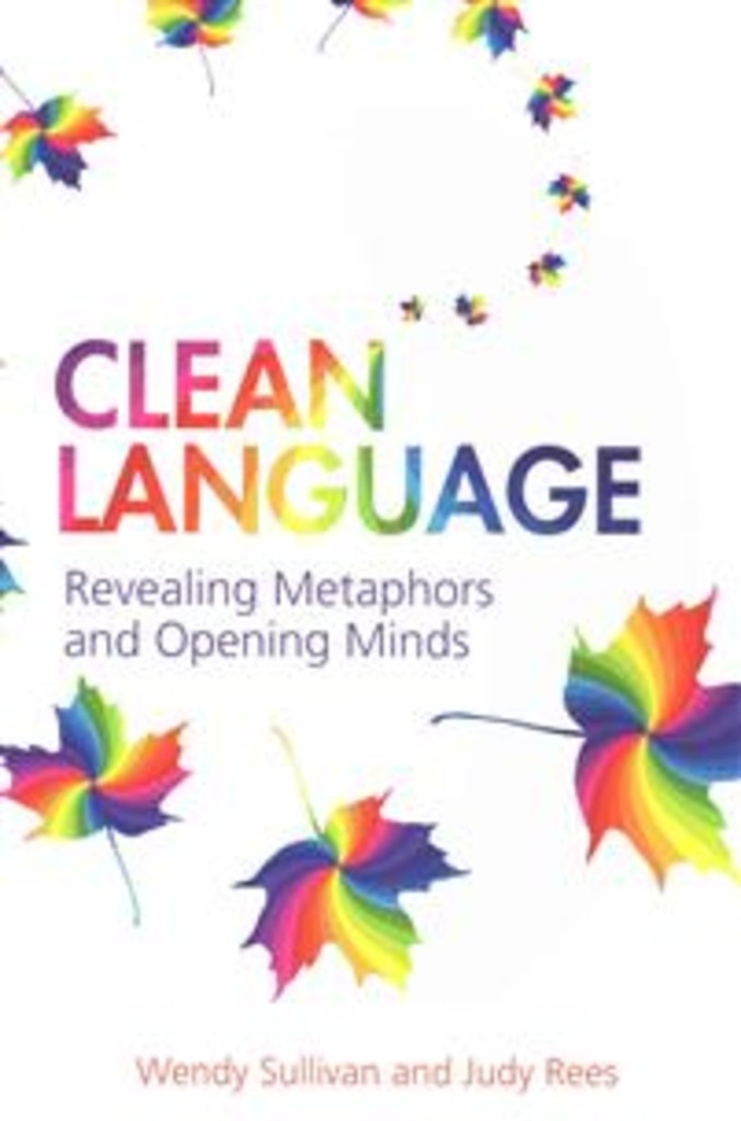 Clean language : revealing metaphors and opening minds