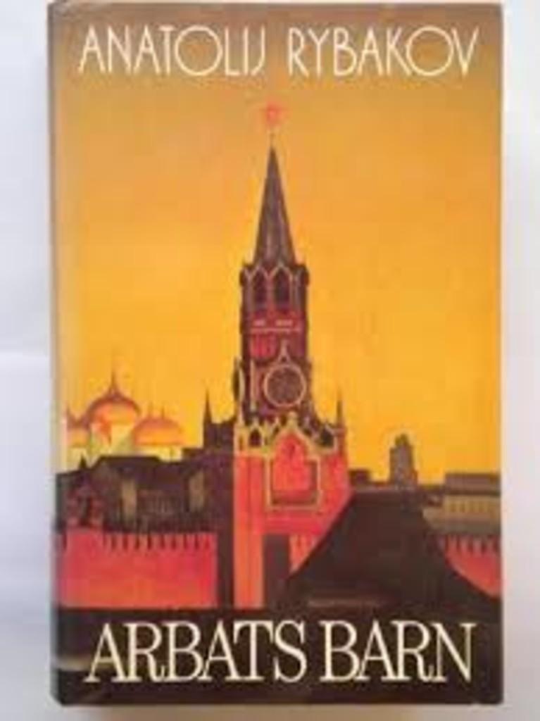 Arbats barn : roman