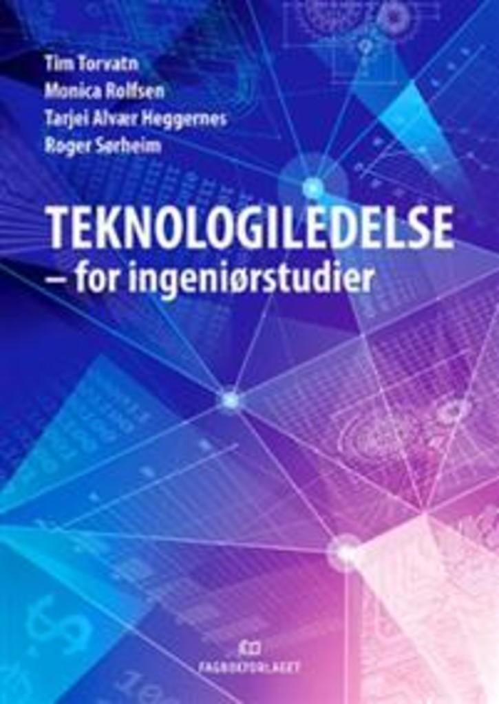 Teknologiledelse : for ingeniørstudier