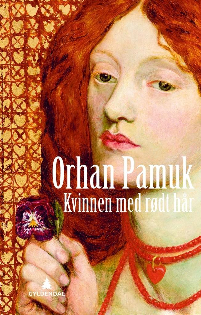 Kvinnen med rødt hår : roman