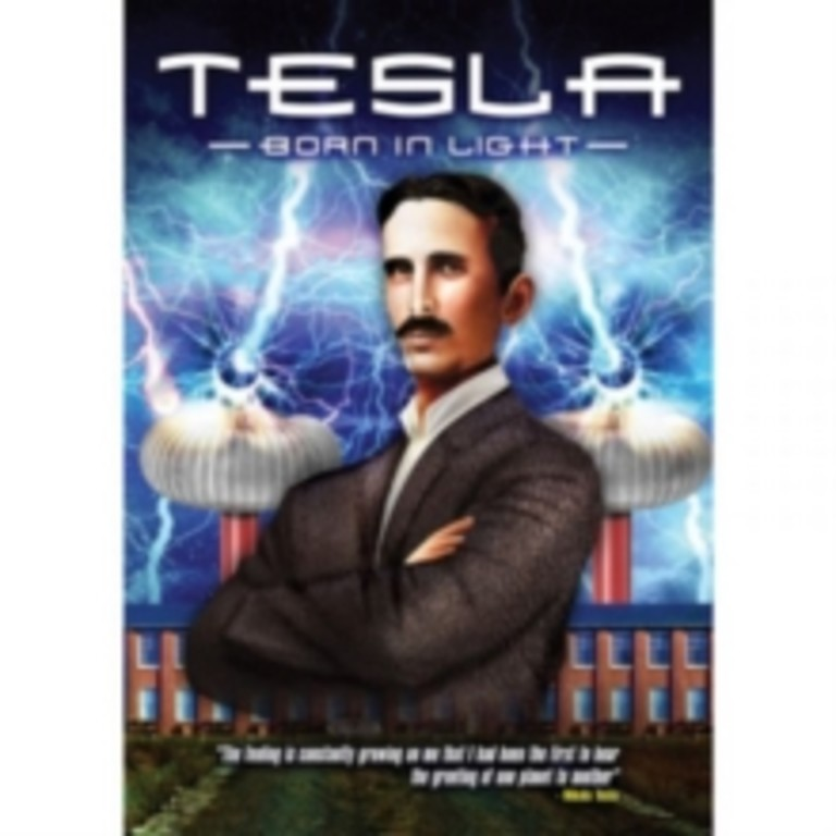 Tesla : Born in light