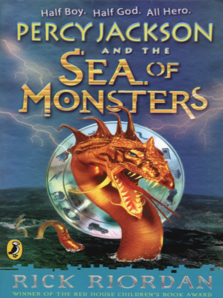 Percy Jackson and the sea of monsters . 2