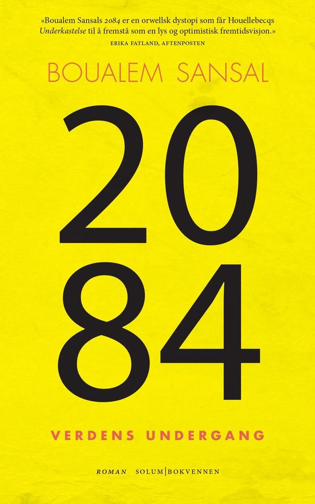 2084 : verdens undergang : roman