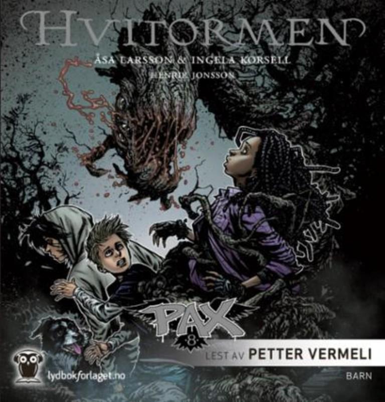 Hvitormen . 8
