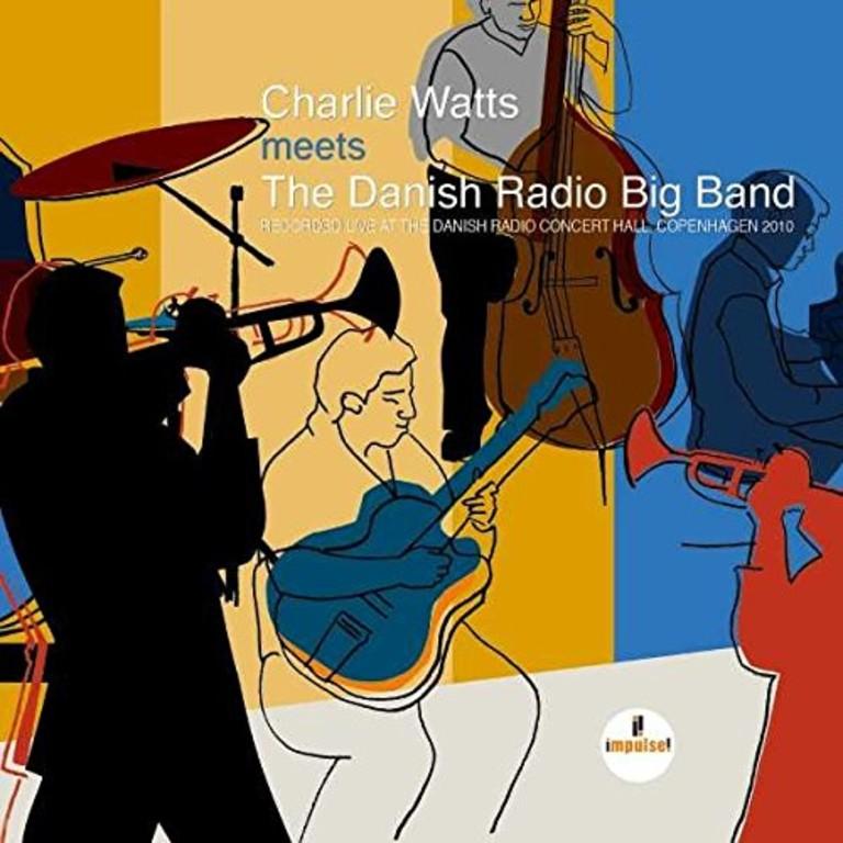 Charlie Watts meets The Danish radio big band