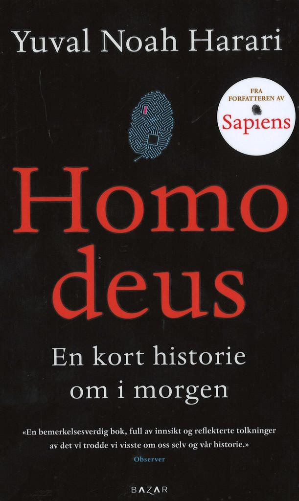 Homo deus : en kort historie om i morgen