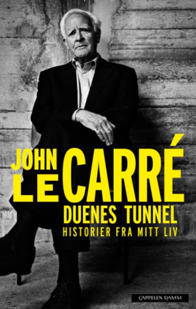 Duenes tunnel : historier fra mitt liv