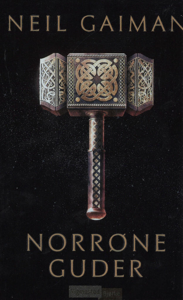 Norrøne guder : fra Yggdrasil til ragnarok