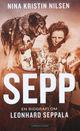 Omslagsbilde:Sepp : en biografi om Leonhard Seppala