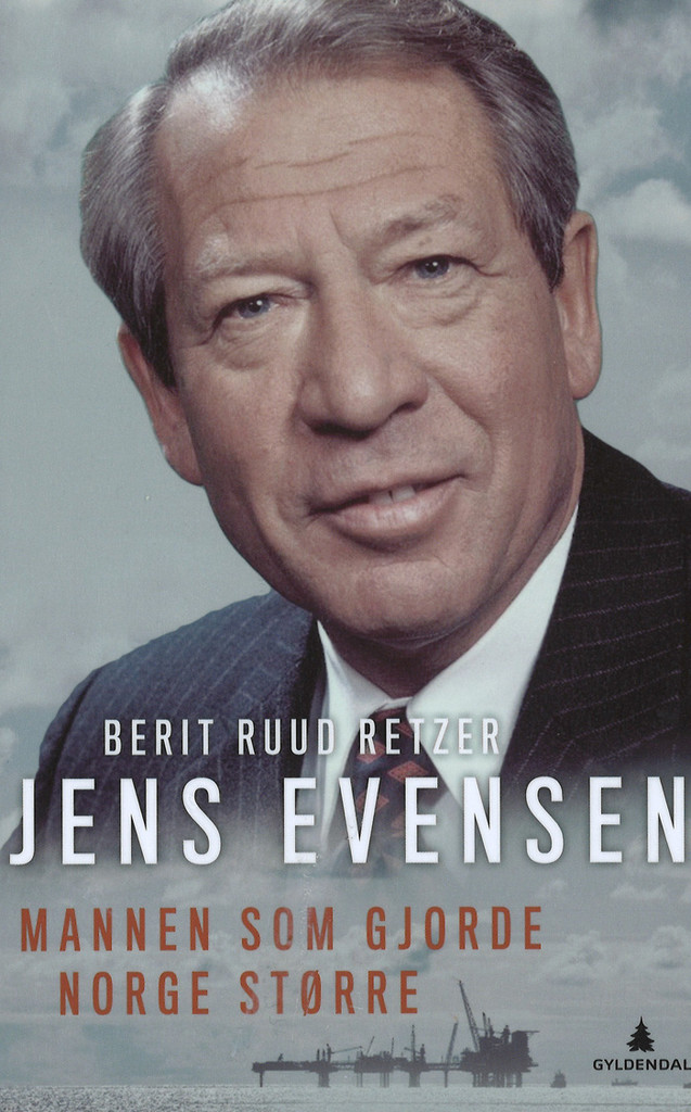 Jens Evensen : mannen som gjorde Norge større