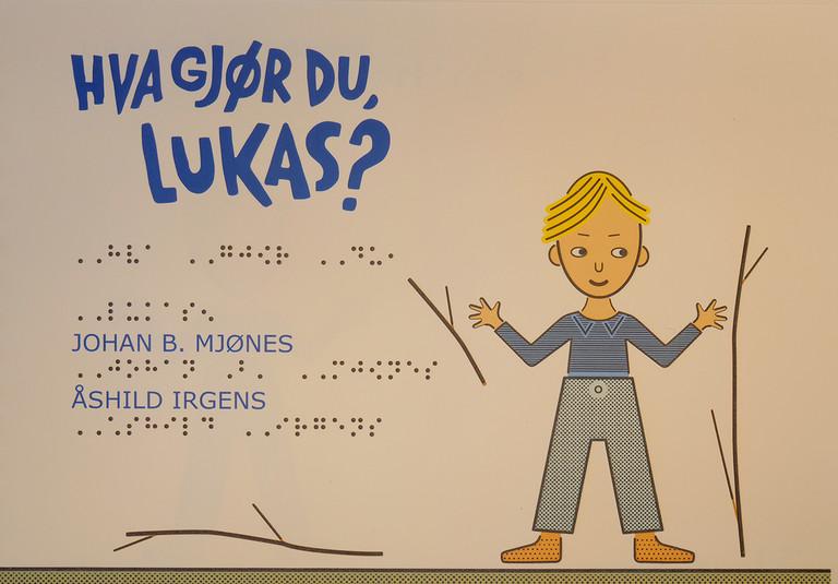 Hva gjør du, Lukas?
