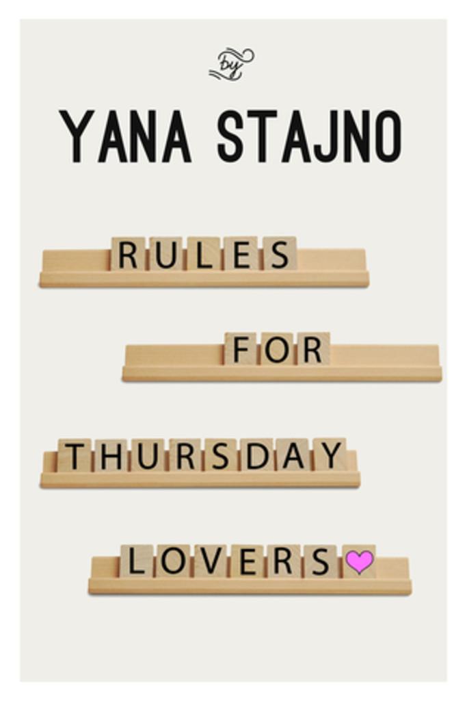 Rules for Thursday Lovers