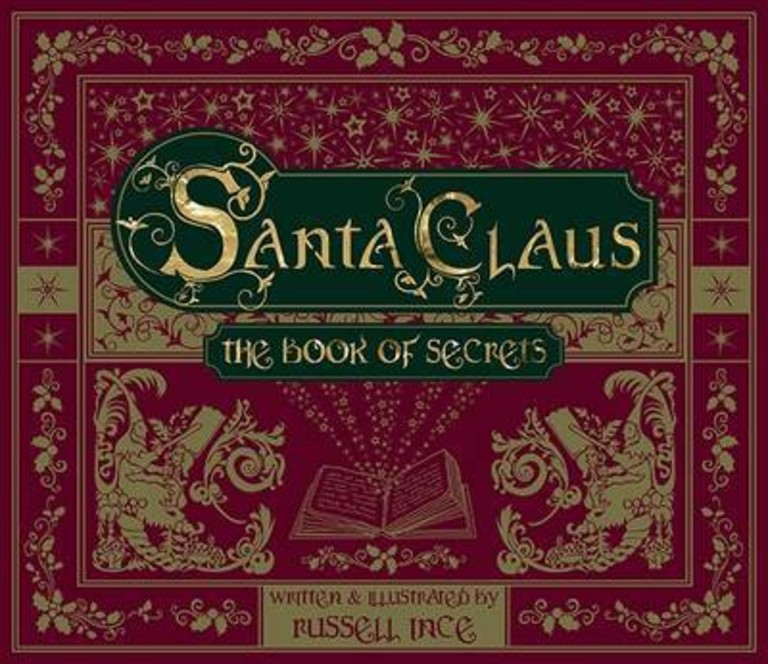 Santa Claus : The Book of Secrets