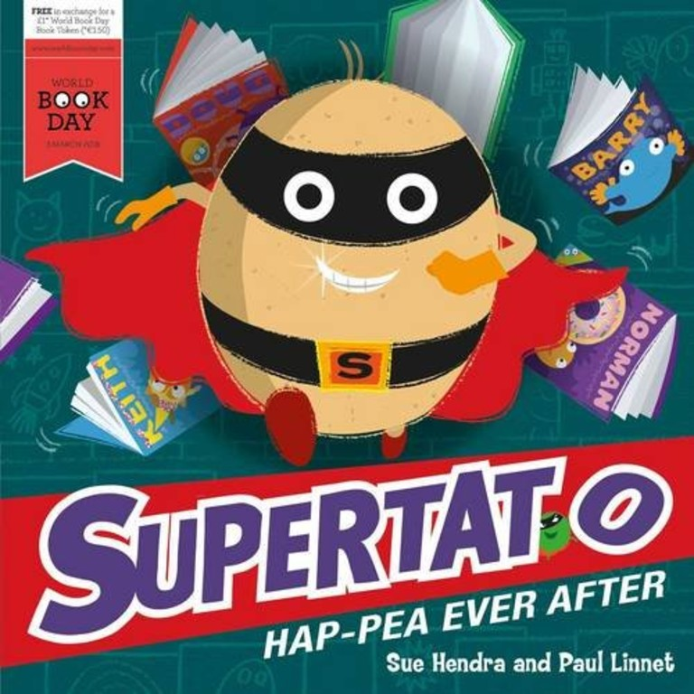 Supertato : Hap-pea Ever After
