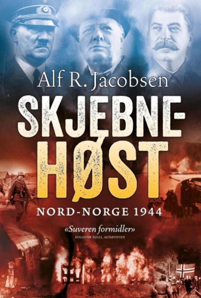 Skjebnehøst : Nord-Norge 1944