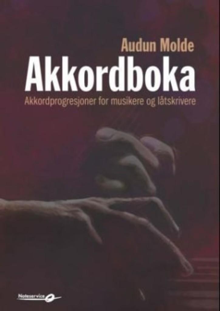 Akkordboka : akkordprogresjoner for musikere og låtskrivere